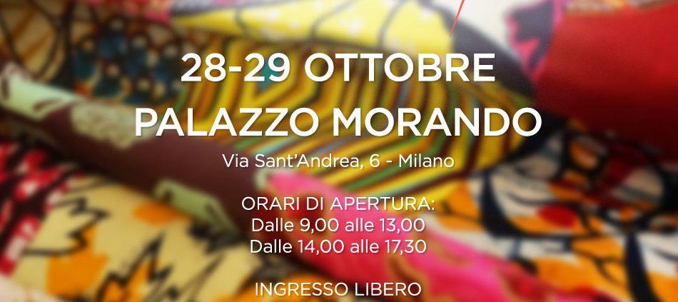 Mostra Milano Moda per il sociale