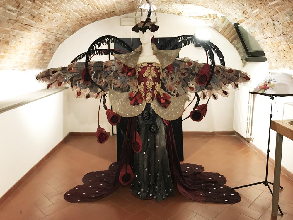 Cooperativa Alice alla mostra dedicata a Rosa Genoni